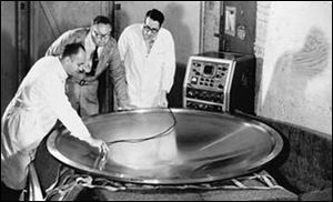Beryllium was an essential metal during the Cold War. Among the uses: heat shields for the Mercury manned flight program.