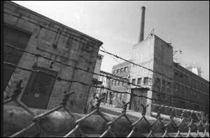 Corporate executive James Butler worked at this beryllium plant in Reading, Pa., while defending the industry against claims that beryllium caused cancer. When he developed lung cancer, he filed a workers' compensation claim and blamed beryllium for his illness.