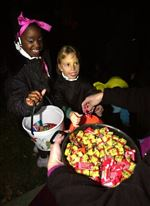 Kids-learn-the-trick-of-harvesting-their-treats-2