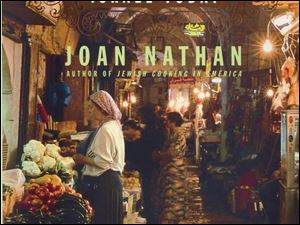 Joan Nathan's cookbook explores different traditions.