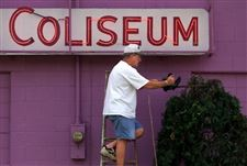 Coliseum-cleanup-in-Swanton