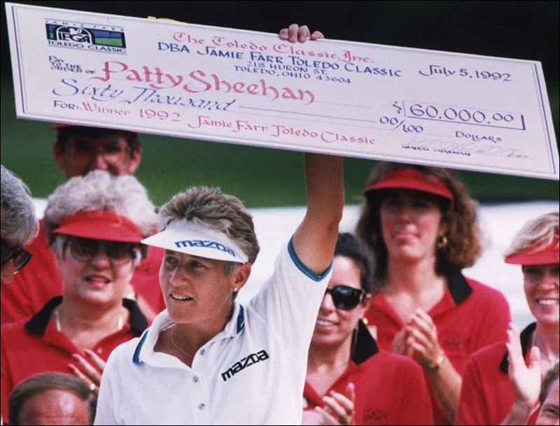 Patty Sheehan Won For Her One Stroke Victory Over Brandie