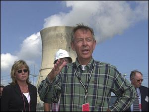 Ohio Sen. George Voinovich says he wants to help jump-start the nuclear industry.