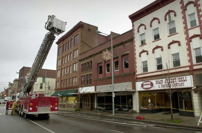 university of findlay bookstore Blaze ravages Findlay bookstore - The Blade