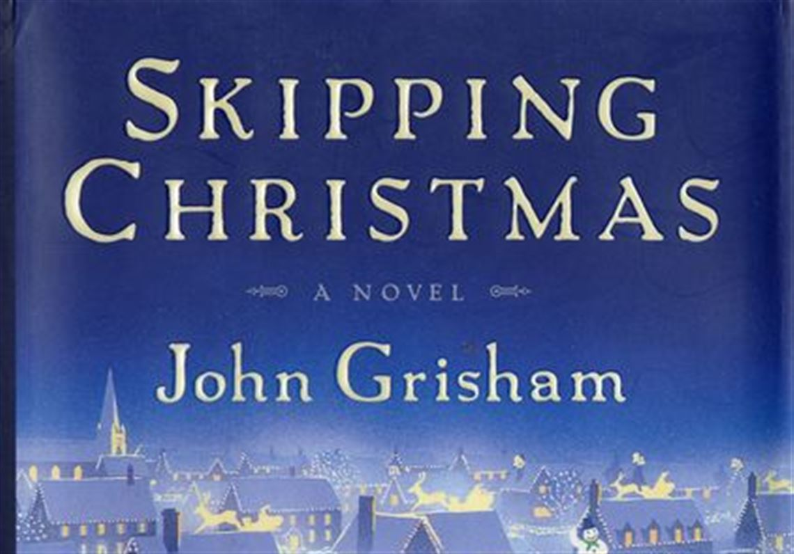 Skipping Christmas.Grisham Turns Into Grinch Toledo Blade
