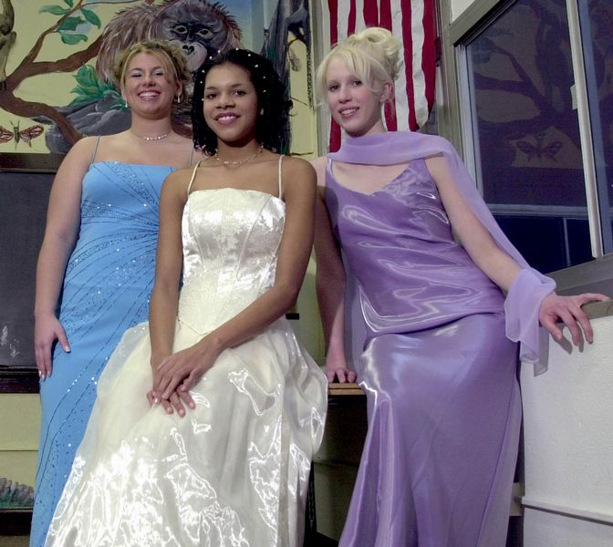 2002 Prom Dress