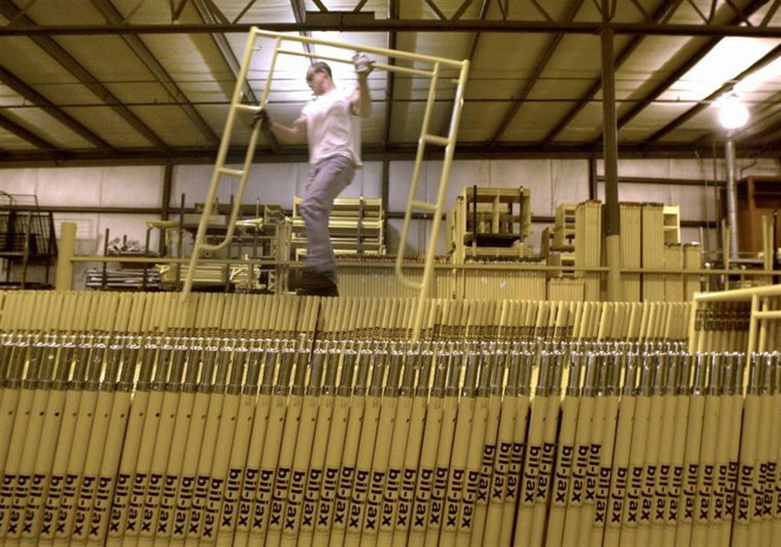 Low-profile Bil-jax big in scaffolds   Toledo Blade