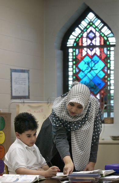 islamic school provides links to cultural heritage