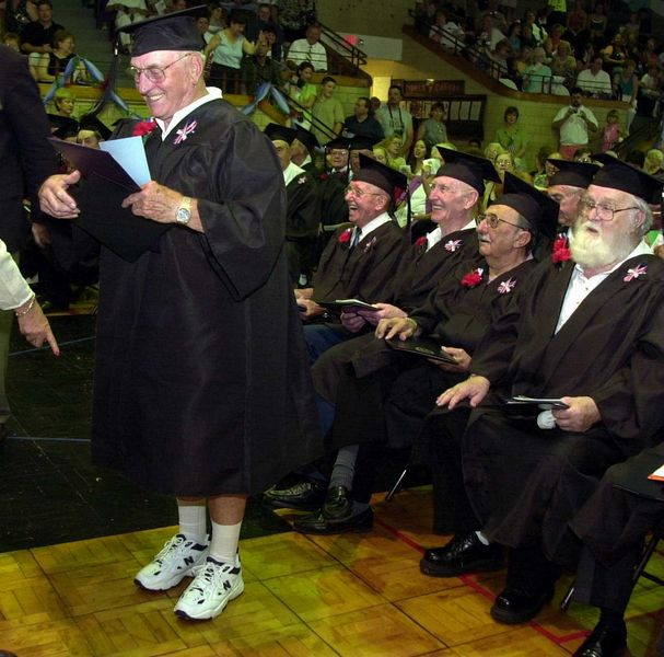 Diploma ceremony caps long wait for local vets - The Blade