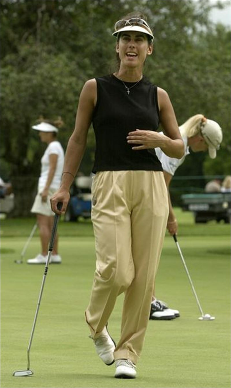 Women's Designer Golf Clothes Women s Golf Apparel on