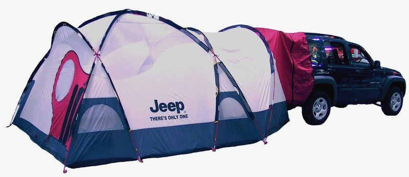 Adventure Manual Jeep Roof Top Tent
