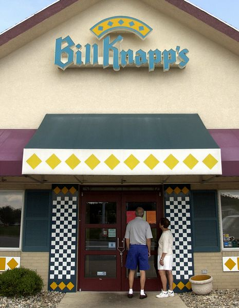 Bill Knapp S Restaurants Close Without Warning The Blade