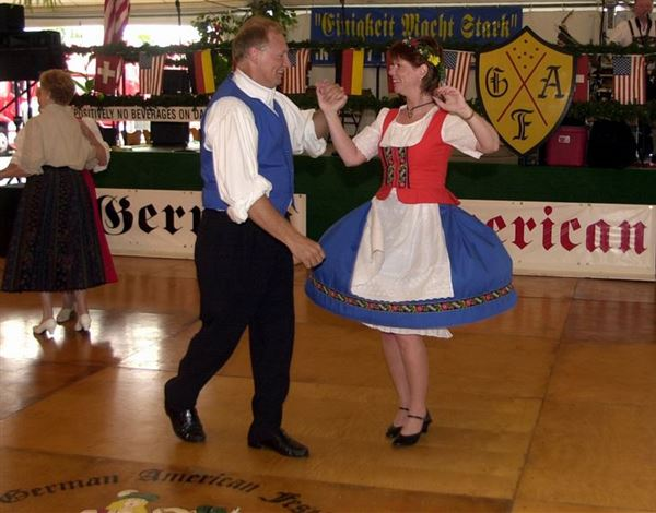 German Fest Hops To Life The Blade