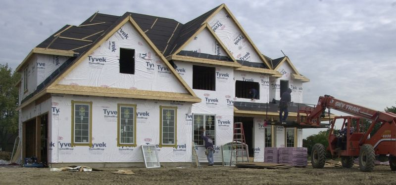 In higher price range new home construction is preferred for New home construction prices