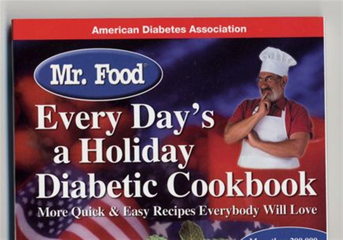 Diabetics Will Savor These Cookbooks Toledo Blade