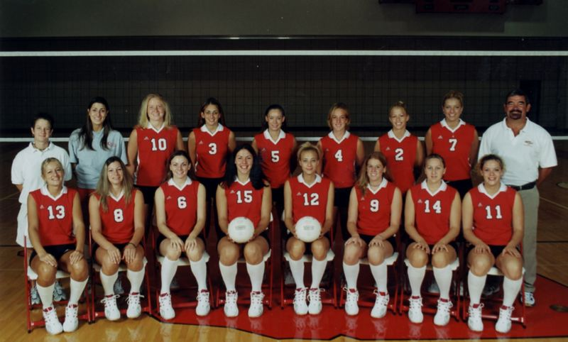 owens college women missed only 1 volleyball season goal