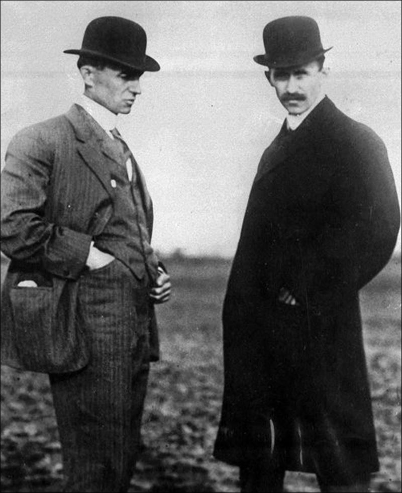wright brothers thesis