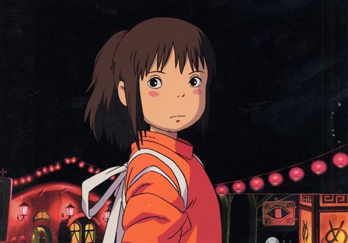 Movie Review Spirited Away The Blade