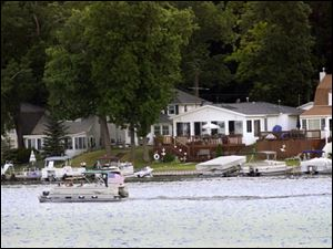The proliferation of watercraft and the demand for dock space have aggravated disputes among property owners at inland lakes in southeast Michigan.