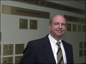 Robert Edmister, taking over at BGSU, is new to the leadership of an academic department.