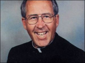 Feltman: Pastor of Sandusky St. Mary parish.