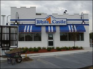 The number of applicants at the new White Castle reflects rising unemployment in Toledo and other Ohio cities.
