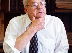 James Brennan, 77, a longtime Lucas County Republican Party official, has died.