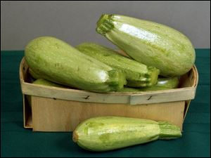 Koosa is a summer squash.