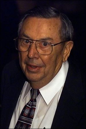 Harold McMaster in 1999.