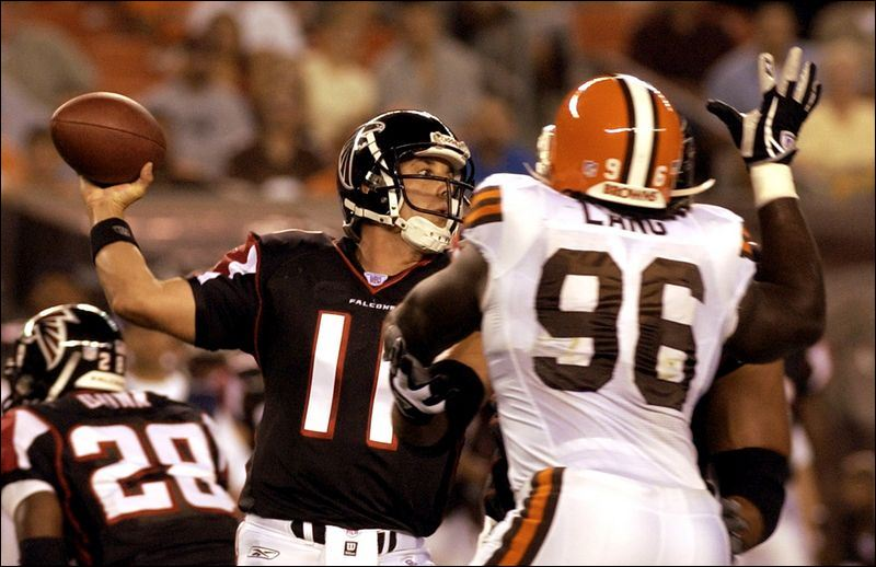 Tim Couch Last Year With Browns