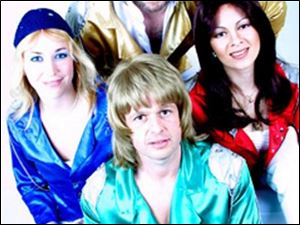 ABBA-Mania performs at 8 tonight in Sylvania.