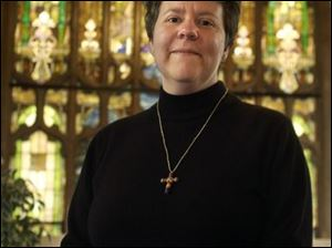Pike: Spiritual director of Central United Methodist Church in Old West End.