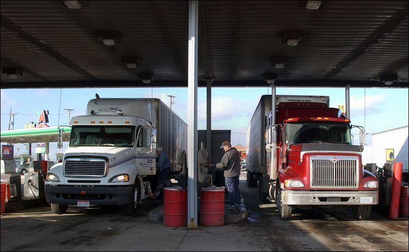 Troopers begin enforcing tired trucker rules toledo blade for Ohio motor carrier enforcement