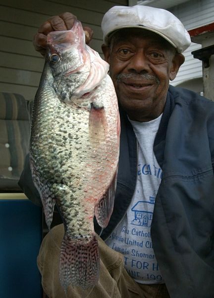 Following the fish crappie season opens on a big note for Crappie fishing ohio