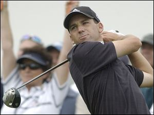 The last time Sergio Garcia played in a U.S. Open in the New York area, some of the fans gave him a very difficult time.