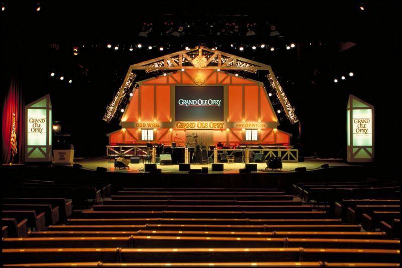 On March 15, , the Opry made its last broadcast from Ryman before moving to its new custom-built home, The Grand Ole Opry House at Opryland. In , the Opry House surpassed the Ryman as the Opry's most enduring home.