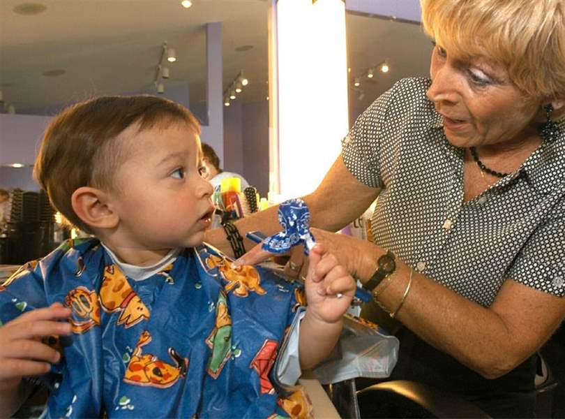 That First Haircut Its A Rite Of Passage For Kids And Parents