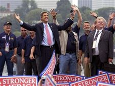 Kerry-Bush-camps-mine-9-11-report-for-political-gain