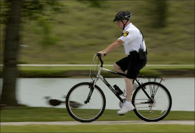 Lake Township: 2 bikes boughttownship 2