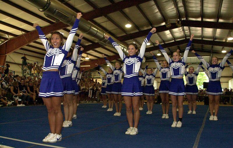 anthony wayne cheerleaders capture some state awards