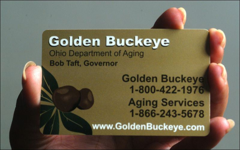 Oil Change Coupons >> Here's a piece of plastic for the (golden) ages - Toledo Blade