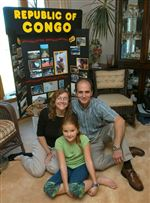 Family-s-faith-takes-leap-to-Congo