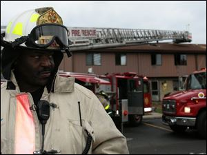 "Toledo Fire Chief Mike Bell said ""it's always extremely bad when you're dealing with kids."""