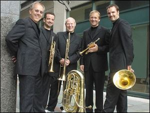 The Canadian Brass has been balancing fun and music worldwide for more than three decades.