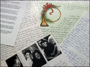 Tim Kreps of West Toledo says he tries to keep his holiday letters short, and includes a few photos.