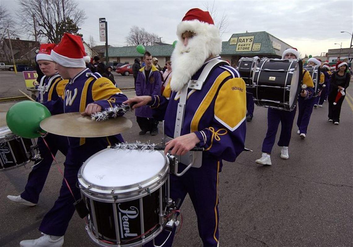Fostoria Christmas Parade 2021