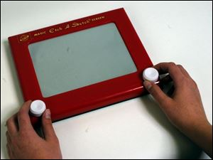 Sales have struggled for years at Ohio Art - the home of the Etch A Sketch.