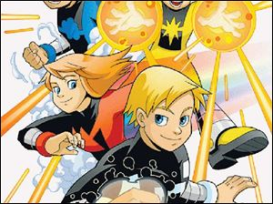 Power Pack, a Marvel Comics series about a group of brothers and sisters with superpowers, is one of the comic books written by Marc Sumerak scheduled to go on sale soon.