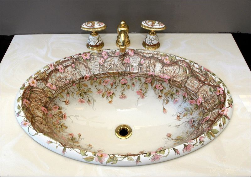 Beautiful Basins Toledo Blade