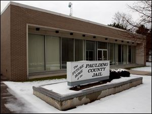 Officials want to replace the Paulding County jail and have taken the first step toward putting a 0.5-mill, 17-year bond issue on the ballot. It would cost the owner of a $100,000 home $15.31 annually.